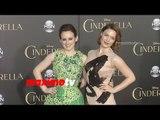 "Sophie McShera & Holliday Grainger ""Cinderella"" World Premiere Red Carpet"