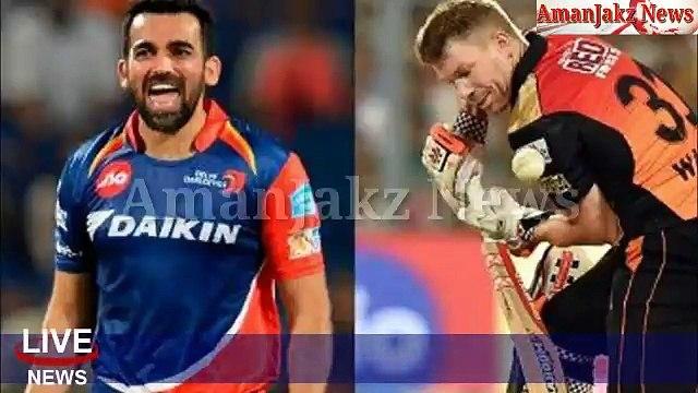 SRH vs DD - Match - 21 - Highlights - IPL 2017 - Delhi Daredevils vs Sunrisers hyderabad - YouTube