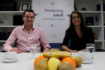"""Espondilitis anquilosante en los debates """"Desayunos de Salud"""""""