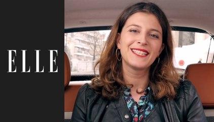 ELLE Active : ELLE et Citroën présentent l'interview connectée de Julia Bijaoui