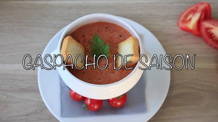 Recette de Gaspacho