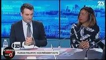 """Florian Philippot était l'invité des """"Grandes Gueules"""" sur RMC."""