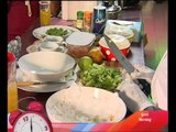 Salade Casamance - Cuisine - Good Morning - 26 juin 2012