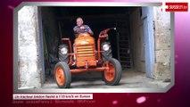 Un tracteur breton flashé à 119 km/h en Suisse