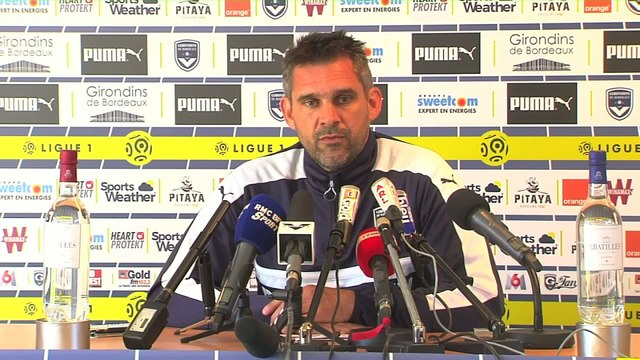 Foot - L1 - Bordeaux : Gourvennec «Ce serait différent si on devait aller à Bastia»