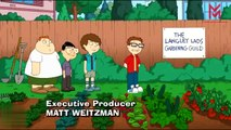 American Dad - Friends - American Dad Best Funniest Moments #5