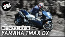 Yamaha TMAX DX first ride review