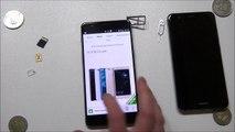Huawei P10 Lite - первое включение, предварительный обзор
