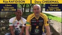 1/2 Finale Ligue Pro A Masculine Volley - Encouragements des Anciens Toulousains
