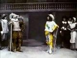 Cyrano de Bergerac 1900 - The 1st Movie both Sound & Color - Clement Maurice/ Edmond Rostand