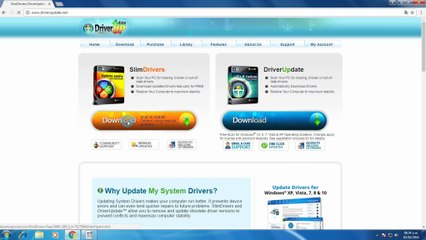 Actualizar o Descargar Controladores Drivers Automaticamente Windows 7