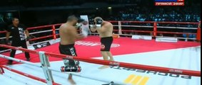 Anderson Silva vs Sergei Kharitonov. MMA. Mixed Martial Arts MMA.