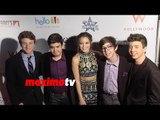 Mighty Med Cast Reunites | Paris Berelc Sweet 16 Party | Red Carpet #MightyMed