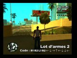 Grand theft auto san andreas codes gta san andreas videogames