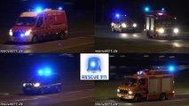 Accident de circulation - Sapeurs Pompiers de Sully-sur-Loire (SDIS 45)
