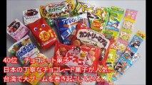 【海外の反応】外国人が選ぶ一番好きな日本食ベスト50 外国人がハマった日本食ランキング