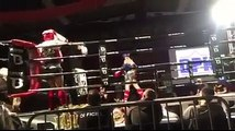 Fiorenzo Bacqueville (Muay Thai Vendinois) VS Achille Robinet (Esobama) Gala WFC 15042017