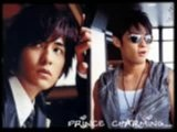 Vanness Wu and Vic Zhou