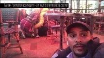 Fusillade sur les Champs-Elysées : des témoins ont filmé l'attaque