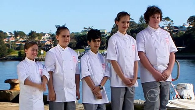 Junior Masterchef Australia S01E14