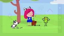 Smarta'nın sihirli çantası   Eğitici çocuk çizgi filmi  Bölüm 1  Civciv annesini arıyor ,2017