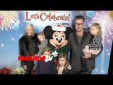 Tori Spelling & Dean McDermott | Disney on Ice Let's Celebrate! Premiere | Red Carpet