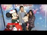 Roselyn Sanchez & Eric Winter | Disney on Ice Let's Celebrate! Premiere | Red Carpet