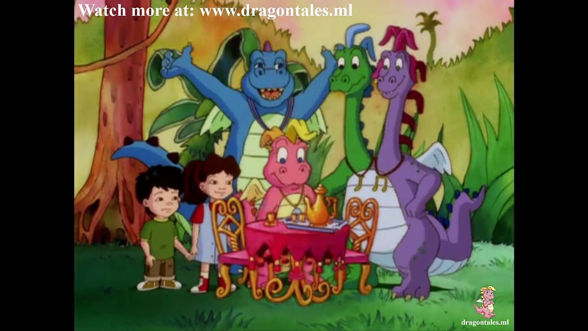 Dragon Tales - s01e27 Quetzal's Magic Pop Up Book _ My Way or Snow Way