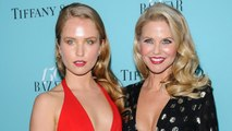 Christie Brinkley and Sailor Brinkley Cook Attend Harper's Bazaar Celebration
