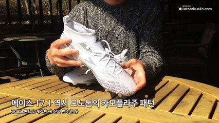 [실물영접] 아디다스 카모플라주 팩!(adidas Camouflage Pack 'X 16.1 | ACE 17.1')