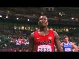 Athletics - Men's 400m - T13 Final - London 2012 Paralympic Games