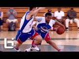 Isaiah Briscoe Brings That EAST COAST Style To Cali! SICK Combo Guard!!!