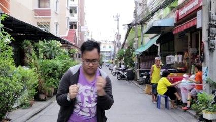 4 วิธีดับร้อน ( How to keep cool in Thai summer ) ••Eat Street Repeat ••