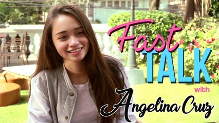 Angelina Cruz - Fast Talk