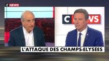 Nicolas Dupont-Aignan invité de Jean-Pierre Elkabbach