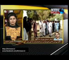 Sindh Round Up- Beena- 10 PM- 20th April 2017