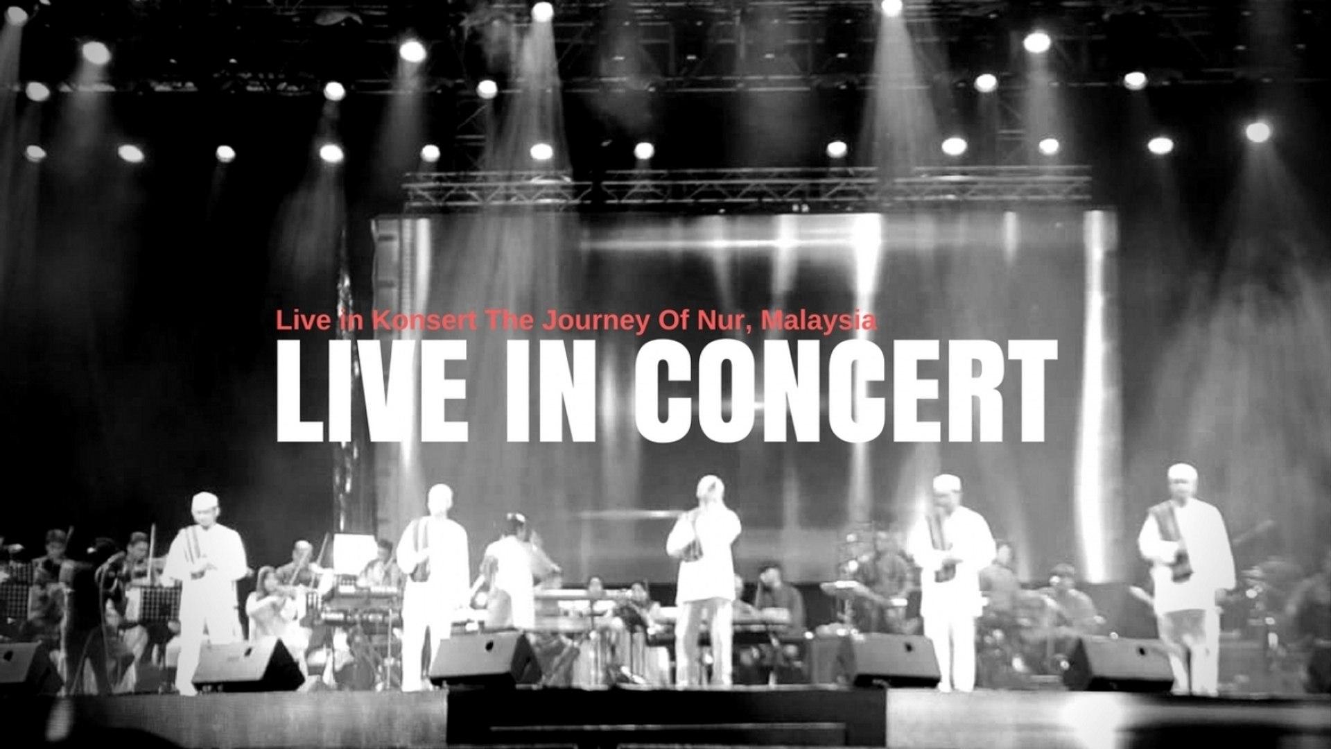 Inteam - Mulakan Hari Ini (Live in Concert)