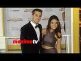 Alexys Gabrielle & Cody Johns | The Hunger Games MOCKINGJAY PART 1 Los Angeles Premiere