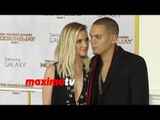 Ashlee Simpson & Evan Ross | The Hunger Games MOCKINGJAY PART 1 Los Angeles Premiere