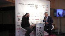Meeting GDP Vendome 2017 : Sébastien Chabal, l'interview, Meeting GDP Vendôme, Saint-Vulbas 2017
