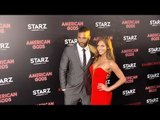 "Ricky Whittle and Kristina Colonna ""American Gods"" Los Angeles Premiere"
