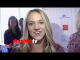 Lauren Suthers Interview | 2014 Celebrity Stuff-a-Thon | Red Carpet | Singer Songwriter