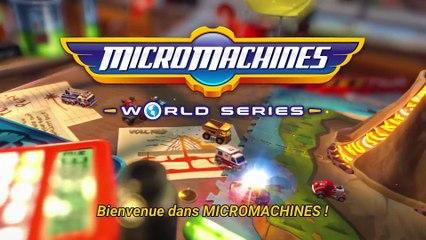 micro machines world series rate sa sortie de quelques mois news jvl. Black Bedroom Furniture Sets. Home Design Ideas