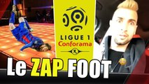 Le ZAP foot du 21 avril 2017