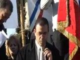 Manifestation contre les propos de Georges Frêche