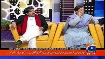 Najam Sethi's Wife Jugnu Sethi Praising Imran Khan For Making Corrupt People Accountable