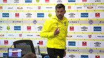 FC Nantes : le coup de colère du coach (contre la presse)