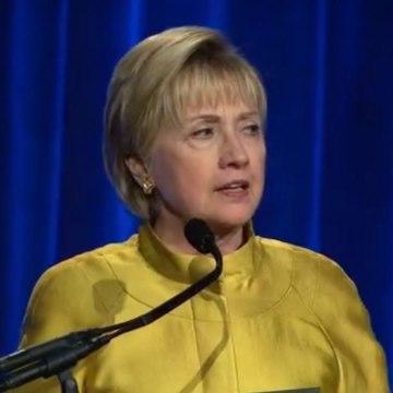 Clinton demands Trump condemn persecution in Chechnya [Mic Archives]