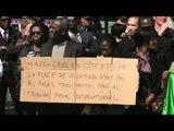 Plusieurs dizaines de militants pro-Gbagbo place de la Bastille à Paris pour protester