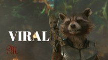 Guardians of the Galaxy Vol. 2 (2017) Viral - Baby Groot Dance Moves